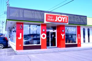 Hairmake joy!(ジョイ)