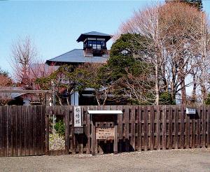 桜櫓館(国登録有形文化財)